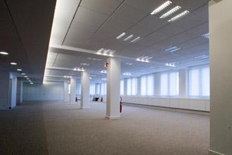 Eclairage exterieur et interieur sermes lamdalux for Eclairage led interieur plafond