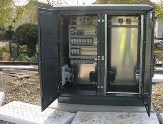 Jpg - Armoire electrique exterieur ...